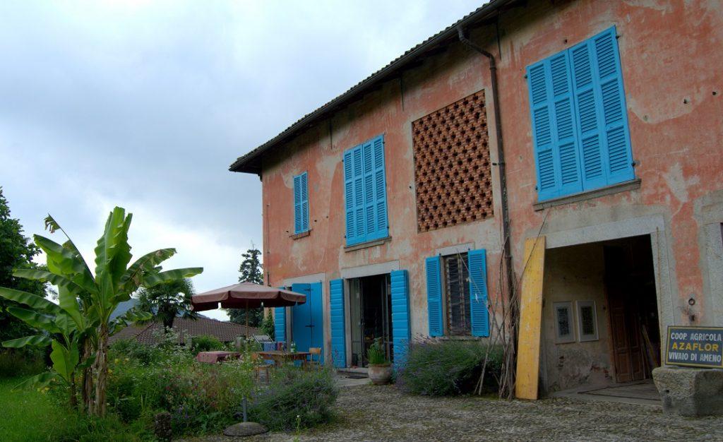 Villa Pastorale Ameno Studi Aperti 2016