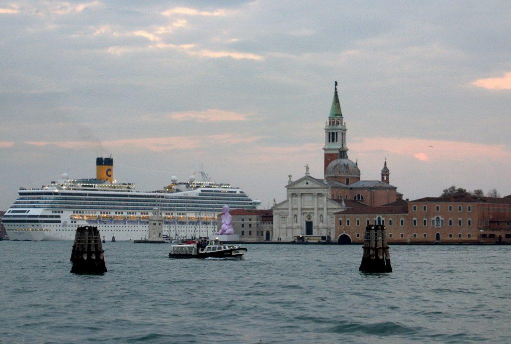 Venedig Kirche Il Redentore von Andrea Palladio