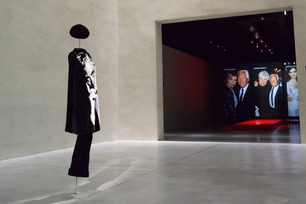 Mailand Fashion Week besuchen: Armani Silos