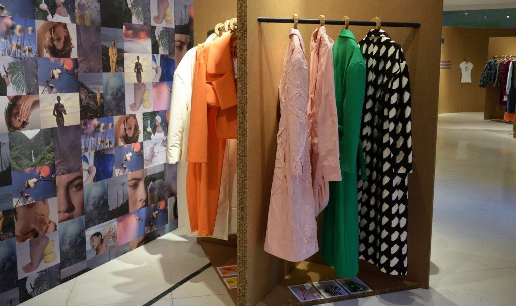 Präsentation Next Green Talents von Vogue Italia und Yoox