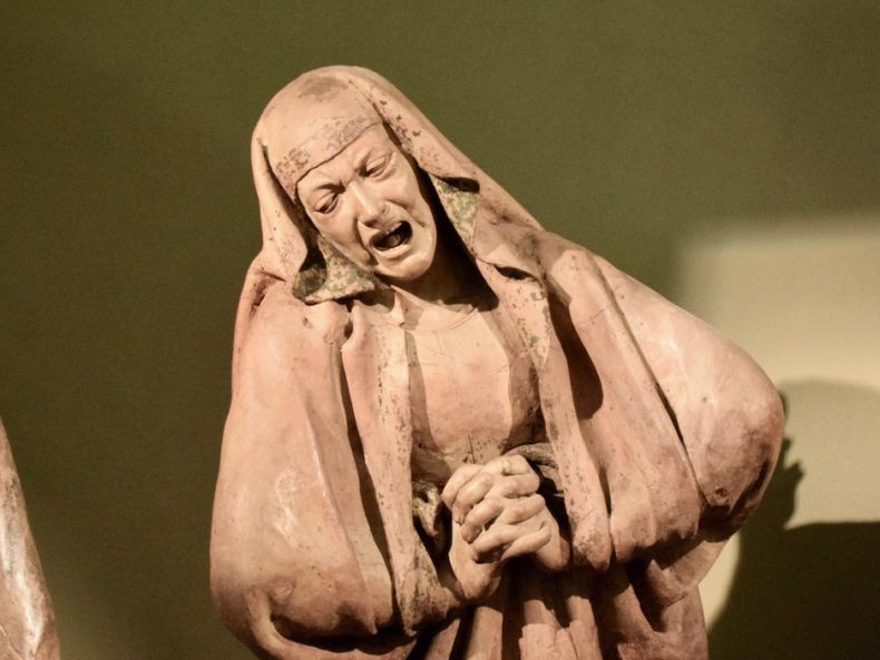 Beweinung Christi dell Arca