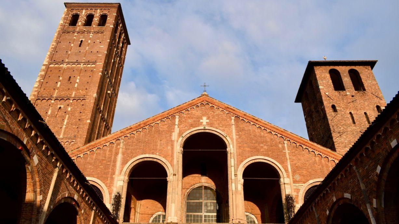 Kirche Sant'Ambrogio in Mailand