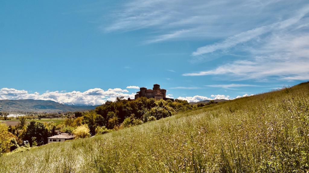 Burg Torrechiara – Reise Geschichten Emilia-Romagna